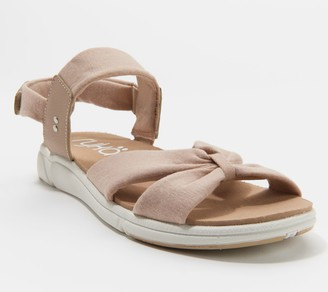 Ryka Adjustable Back-Strap Sport Sandals - Mallorie