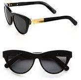 Elizabeth and James Charlton Cat's-Eye Wayfarer Sunglasses