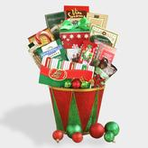 Festive Holiday Sweets Gift Basket