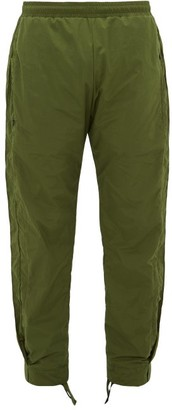 Cottweiler Caddie Technical Track Pants - Mens - Green