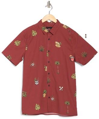 Maglietta Uomo Globe Stay Tuned SS Shirt