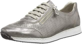 Rieker Women's 56016 Low-Top Sneakers