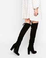 Carvela Pace Over The Knee Boots