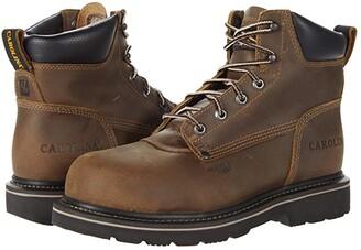 Carolina Shotcrete Comp Toe CA3560 (Medium Brown) Men's Shoes