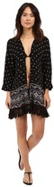 Roxy Dreamin' Beach Kimono Cover-Up