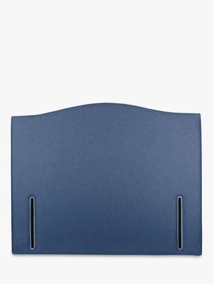 John Lewis & Partners Charlotte Full Depth Upholstered Headboard, Small Double