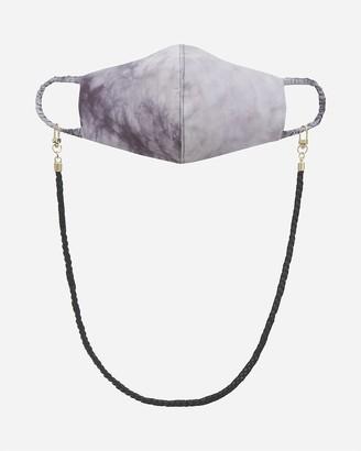 Express Jules Kae Face Mask + Chain Set