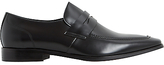 Dune Raleighs Loafers, Black