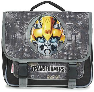 Dessins Animés Dessins Animes TRANSFORMERS CARTABLE 38CM boys's Briefcase in Black