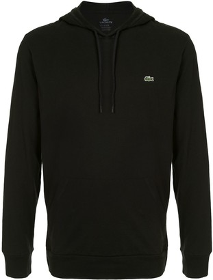 Lacoste Embroidered Logo Hoodie