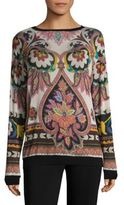 Etro Jersey Knit Top
