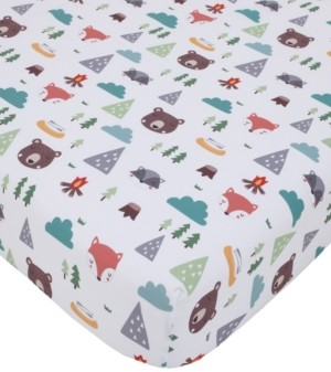 NoJo Little Love by Retro Camper Crib Sheet Bedding