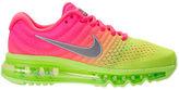 Nike Girls' Grade School Air Max 2017 Running Shoes