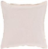 Surya Eyelash Solid Decorative Pillow