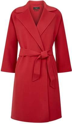 Max Mara Wool Ted Coat