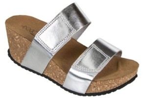 Axxiom Autumn Wedge Sandals Women's Shoes