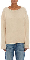 Nili Lotan Women's Mia Cashmere Sweater-TAN