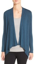 Eileen Fisher Women's Jersey Drape Front Cardigan