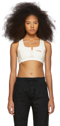 Heron Preston Off-White Style Active Bra