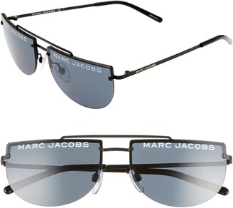 Marc Jacobs The 56mm Rimless Sunglasses