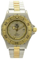 Tag Heuer 3000 Professional200 934.215 Stainless Steel & Gold Plated Quartz 33mm Women