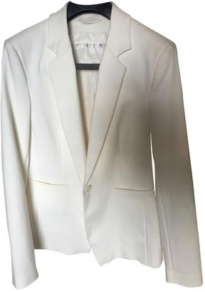 Drykorn White Jacket for Women