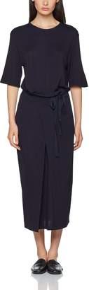 Filippa K Women's Double Wrap Jersey Dress