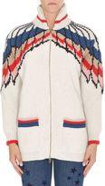 Stella McCartney Feathers Cardigan