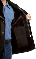 Brooks Brothers Shearling Coat