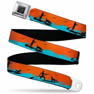 Buckle Down Buckle-Down Men's Seatbelt Belt Sup Paddle Board Kids