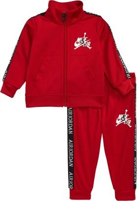 Nike Jordan Tricot Track Jacket & Pants Set