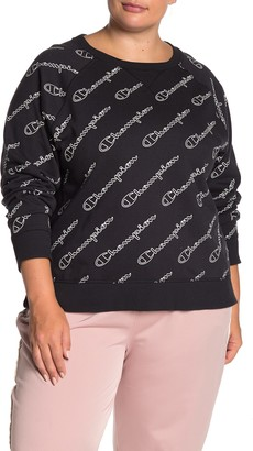 Champion Heritage French Pullover Sweater (Plus Size)