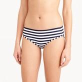 J.Crew Bikini boy short in classic stripe