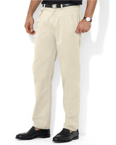Polo Ralph Lauren Men's Core Pants, Classic-Fit Pleated Chino Pants