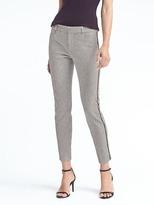 Banana Republic Sloan-Fit Tuxedo Stripe Pant