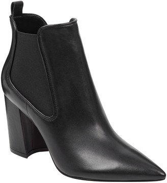 Marc Fisher Tacily Pointed Toe Bootie