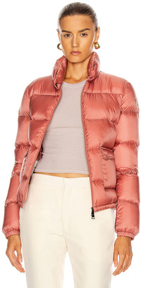 Moncler Lanic Jacket in Mauve | FWRD