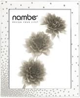 "Nambe Dazzle 8' x 10"" Frame"