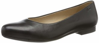 Sioux Women's Hermina Closed Toe Ballet Flats