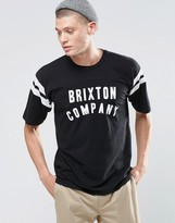 Brixton Varsity T-Shirt With Logo