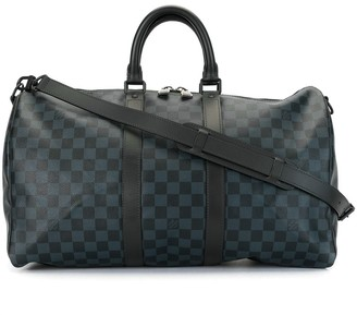 Louis Vuitton 2014 pre-owned Keepalll Dandouliere 45 travel bag