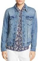 Blank NYC Blanknyc Distressed Denim Jacket