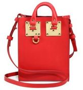 Sophie Hulme Albion Nano Leather Tote