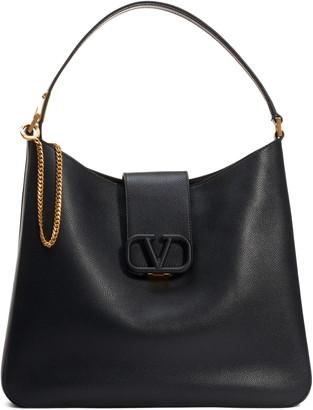 VSling Calfskin Hobo Bag
