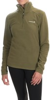 Avalanche Wear Avalanche Fairmont Fleece Shirt - Zip Neck, Long Sleeve (For Women)