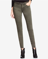 Vince Camuto TWO by Colored Wash Skinny Jeans