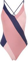 BRIGITTE panelled swimsuit - women - Polyamide/Spandex/Elastane - PP