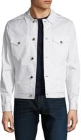 Paul Smith Men's Western Denim Jacket