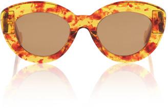 Loewe Butterfly sunglasses
