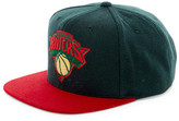 Mitchell & Ness Knicks Brushed Holiday Snapback
